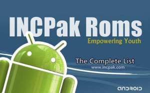 INCPak-Roms
